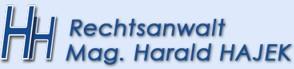 Rechtsanwalt Mag. Harald Hajek Logo