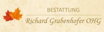Bestattung Richard Grabenhofer OHG Logo