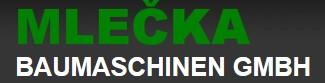 Mlečka Baumaschinen GmbH Logo