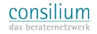 Consilium Unternehmensberatungsges.m.b.H. Logo