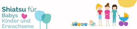 Shiatsu Praxis Martina Ecker, Shiatsu für Babys, Kinder und Erwachsene Logo