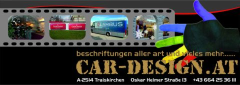 Car-Design Logo