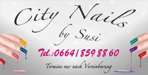City Nails by Susi Logo
