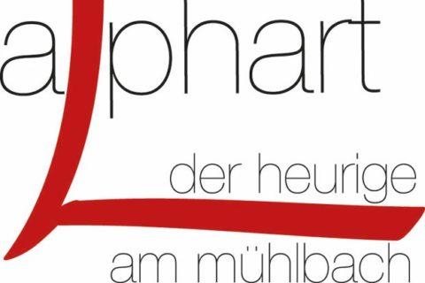 Alphart Weingut am Mühlbach Logo
