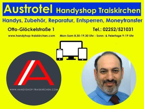 AUSTRO-TEL Handyshop Logo