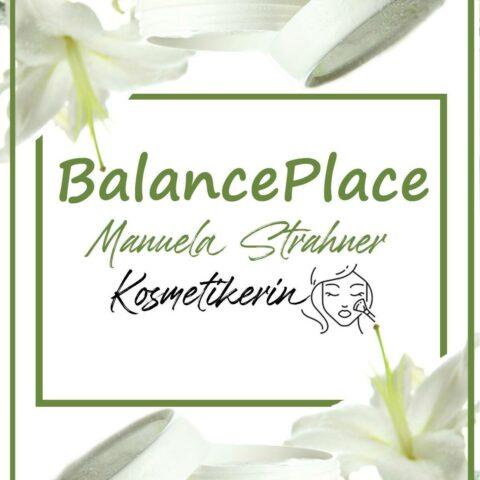 Balance Place - Entspannung-Kosmetik-Pflege Logo